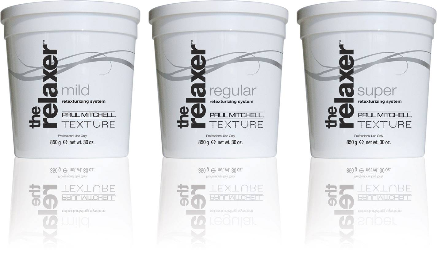 texture paul mitchellreg the relaxer offers an innovative advanced sodium hydroxide system in three strengths that effectively relaxes natural waves or curls in all